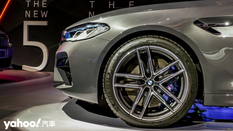 注意!紳裝暴徒來襲!2021 BMW M5、M550i與M2 CS登場! - 4
