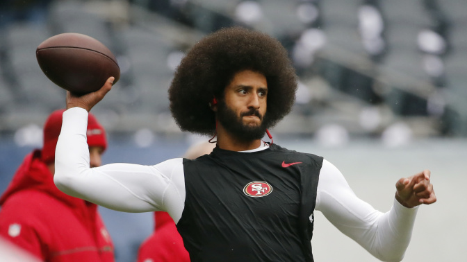 Is NFL climate ripe for Kaepernick's return?