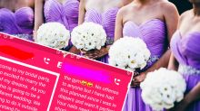 Bride shocks with 'disgusting' demands of bridal party: 'Hit the gym'