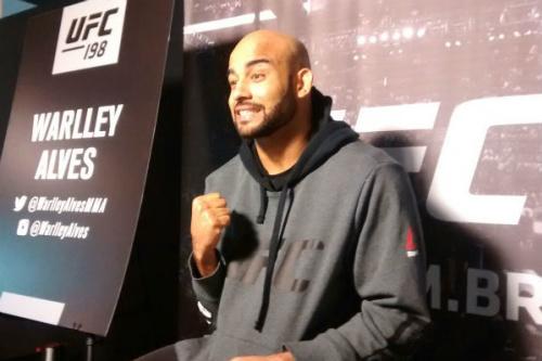 Warlley Alves volta a vencer no UFC Polônia; 'Sertanejo' perde em retorno aos penas
