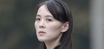 Kim Jong Un's sister issues a warning to the U.S.