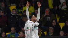 FC Nantes-OL: Le Lyonnais Cherki, 16 ans, élimine les Canaris à lui tout seul au terme d'une rencontre folle... Un match à revivre ici...