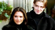 David and Victoria Beckham Post Rare Throwback Photos to Celebrate Their 21st Wedding Anniversary