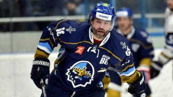 Healthy Jagr plays in Czech second-league