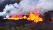 Kilauea Lava Continues March to Ocean