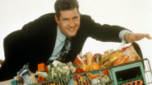 In pictures: The life of Supermarket Sweep legend Dale Winton