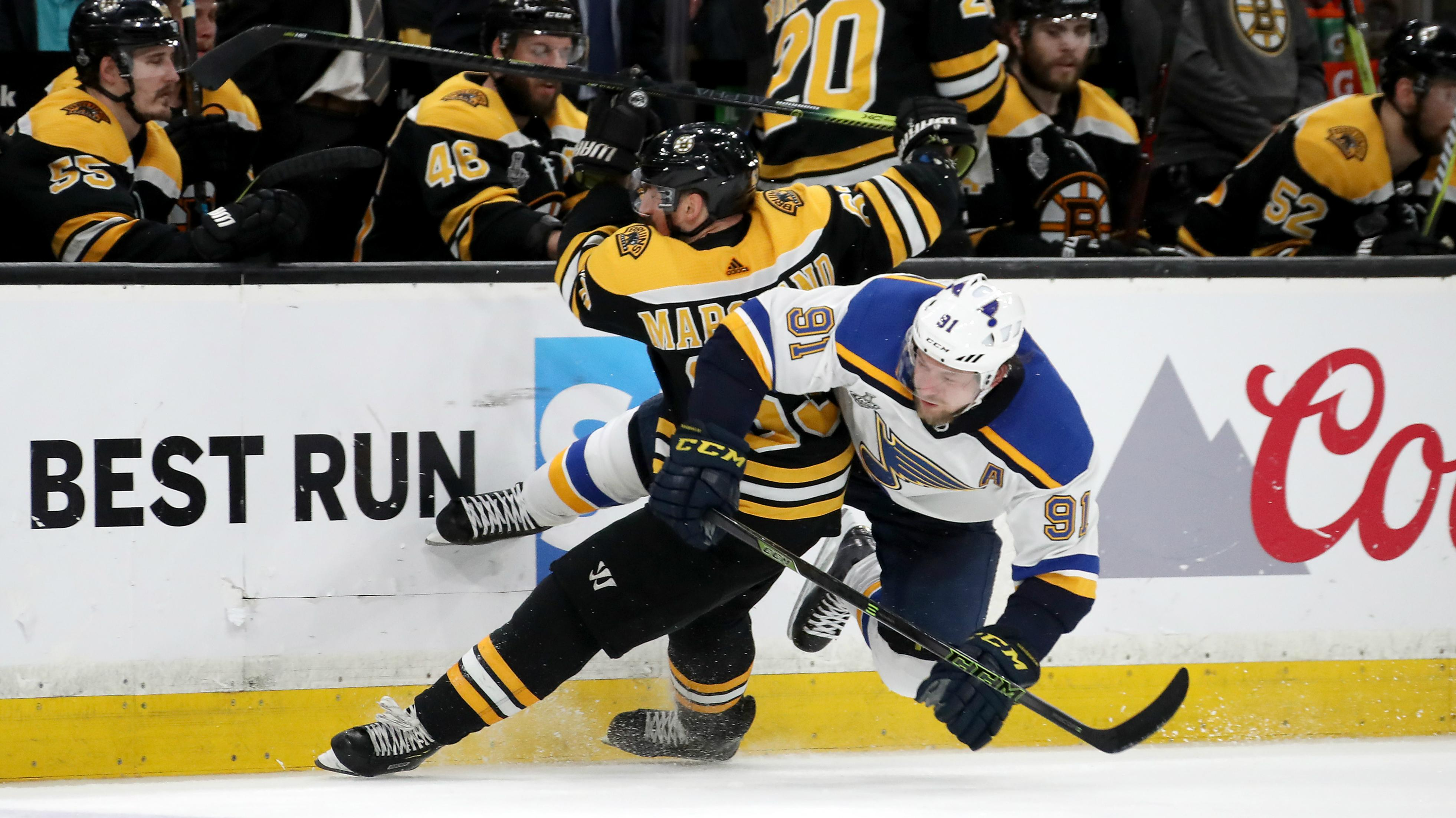 What channel is Blues vs. Bruins on today? Game 7 time, TV ...Bruins Schedule