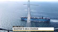Maersk Blazes a Shipping Diversity Trail With First Female CFO