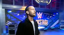 'WWE Backstage' on Fox delivers shock with CM Punk appearance