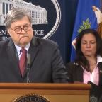 Barr says there's a 'witches' brew' of extremist groups trying to disrupt protests
