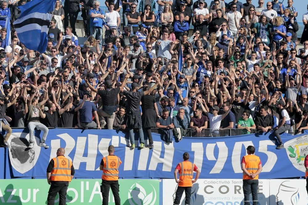 Bastia-OL: un supporter du virage Est de Furiani raconte les incidents