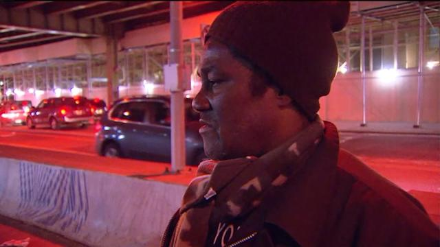 Team Searches for Homeless Living on Dangerously Cold Streets