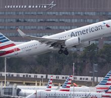 American Airlines stock rockets to record gain, on signs that the worst is over for airlines