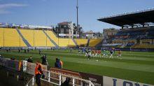 Parma, un nuovo positivo al Coronavirus: non è un calciatore