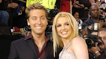 Lance Bass Says He Came Out To Britney Spears On Her Wedding Night