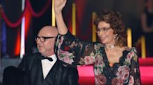 Sophia Loren, 83, is an ageless beauty at Dolce and Gabbana show