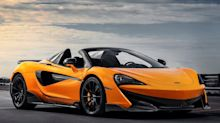 McLaren 600LT Spider review: stripped-down 'racer' takes its top off