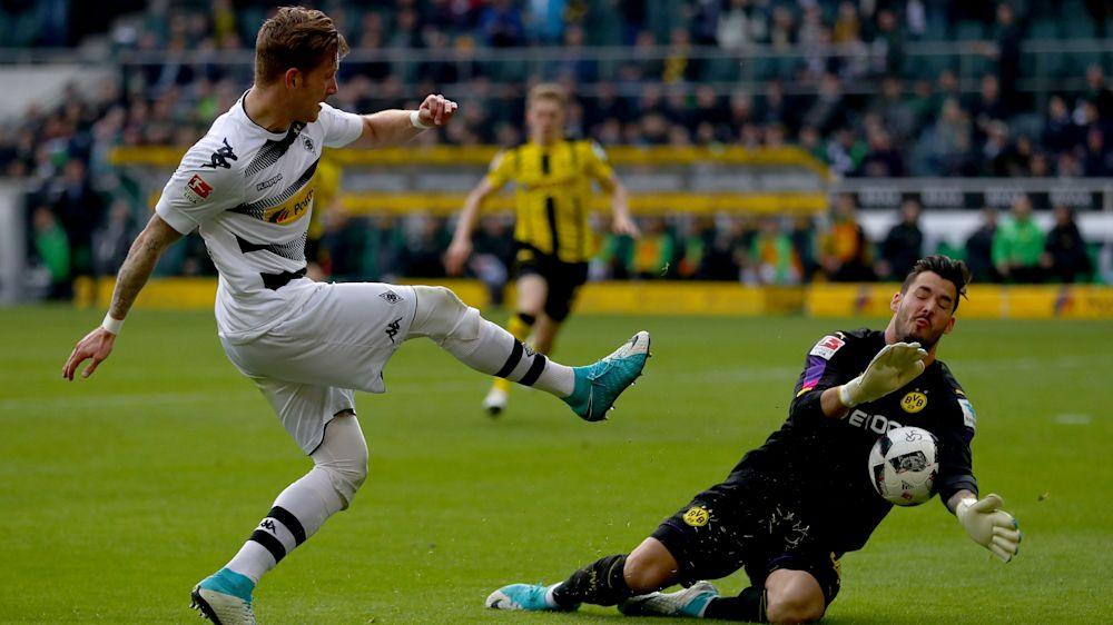 Burki not angry with mistakes in Dortmund win
