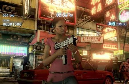 Watch Left 4 Dead 2's Ellis bust out the martial arts in Resident Evil 6