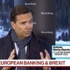 Lloyds Banking Group CEO on Brexit, Digital Investments