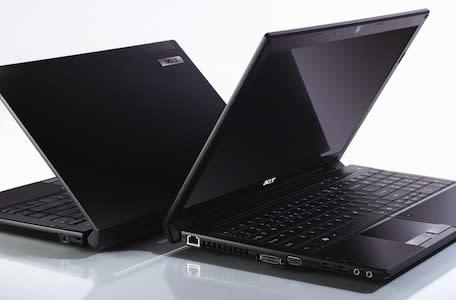 Acer busts out TravelMate Timeline laptops for the business type