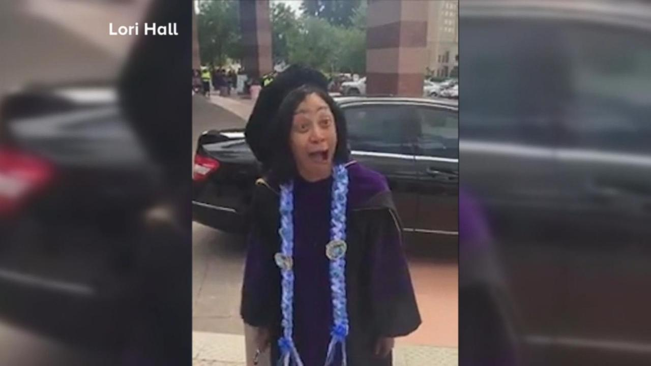 64 Year Old Law School Graduate Is Given Dream Car On