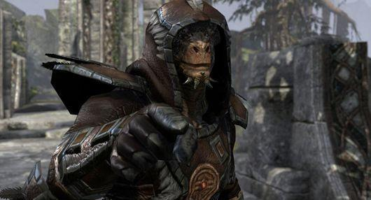 The Elder Scrolls Online's Paul Sage talks about dungeons and player experience