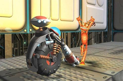 'Splosion Man 'splodes to top of XBLA sales chart