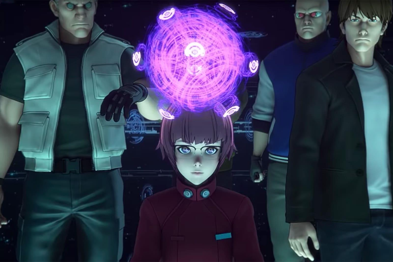 Netflix S Cg Ghost In The Shell Series Premieres April 23rd Engadget