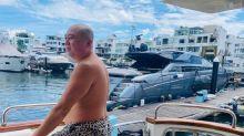 【Kelly Online】林盛斌呻衝動40蚊買1200股滙豐 貼圖自嘲坐艇