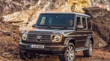 Mercedes Benz unveils the new G-Class with similar design and more tech