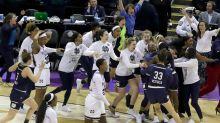 Notre Dame's Arike Ogunbowale hits last-second shot to win NCAA women's title