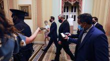 白宮與民主黨重啟刺激法案談判 雙方就關鍵問題仍然互不相讓