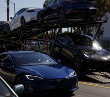 Tesla stock skyrockets after legendary short seller goes long