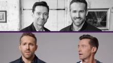 Hugh Jackman rompe su tregua con Ryan Reynolds gastándole una broma genial