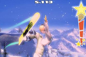 SSX Blur: Analyzing the controls