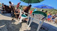 Ataque em praia de Arraial do Cabo deixa um morto e cinco feridos