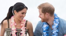 Did Prince Harry just hint he'd name a future daughter after himself?
