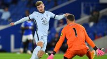 Timo Werner shows he is ready to terrify Premier League defences after slick Chelsea debut at Brighton