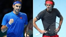 Roger Federer hits back at whinging young rival