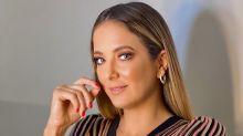 """Ticiane Pinheiro relata nova rotina com filhas e marido: """"Separo marmita dele"""""""