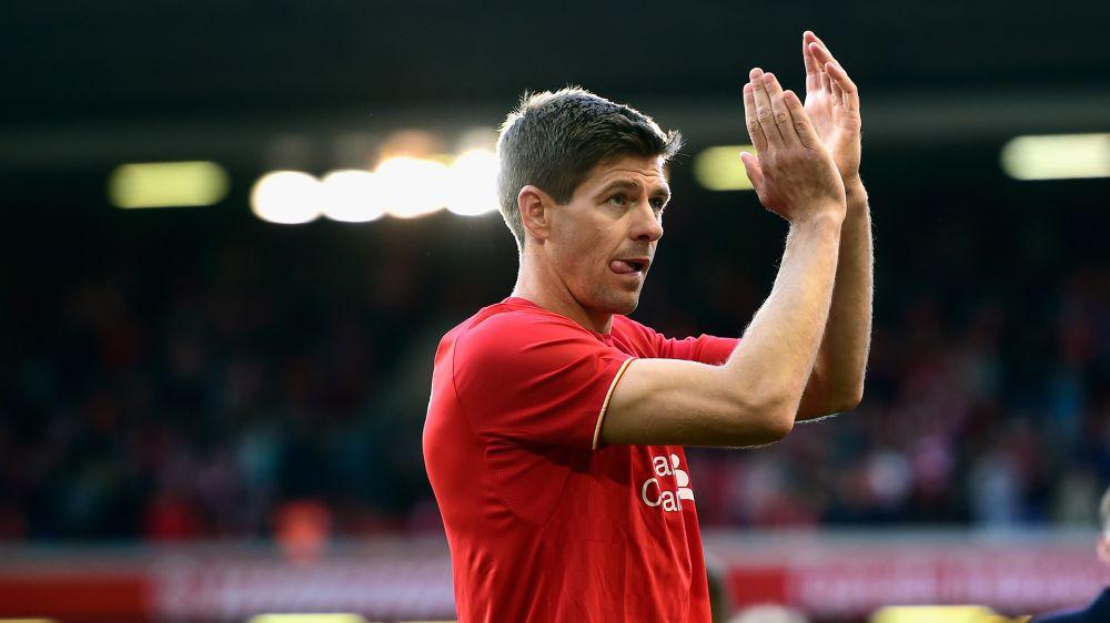 VIDÉO - Le superbe but de Gerrard face au Real Madrid