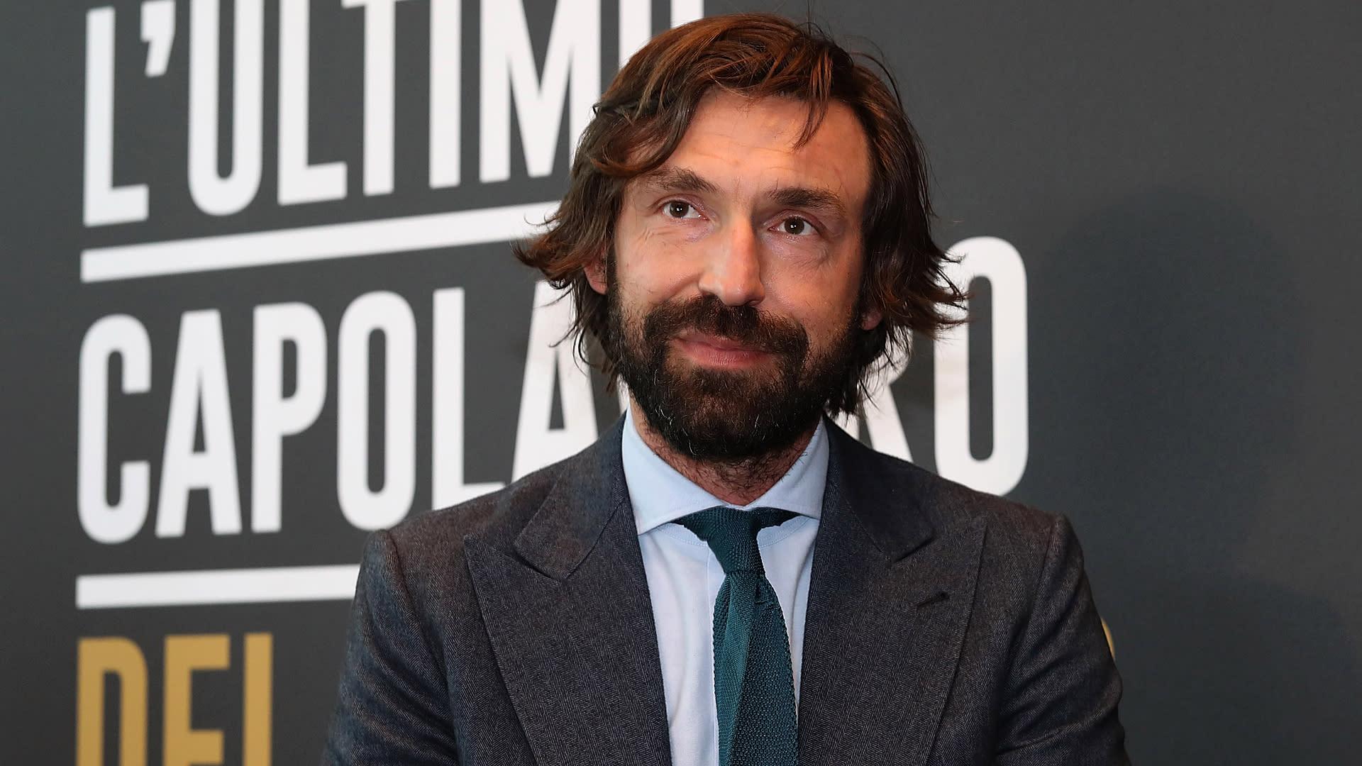 La Juventus songerait à Andrea Pirlo