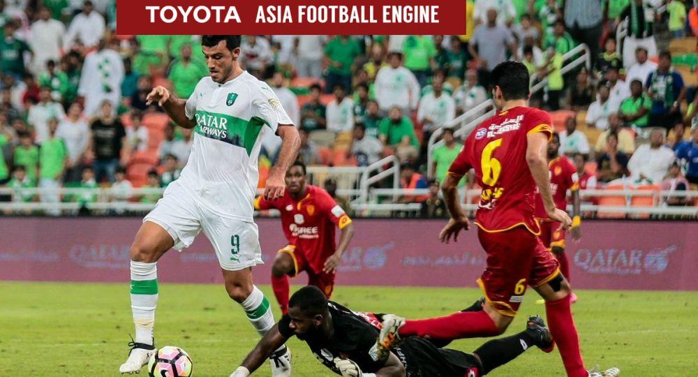 Fans' Asian Champions League Player of Matchday 4: Al Ahli's Omar Al Soma