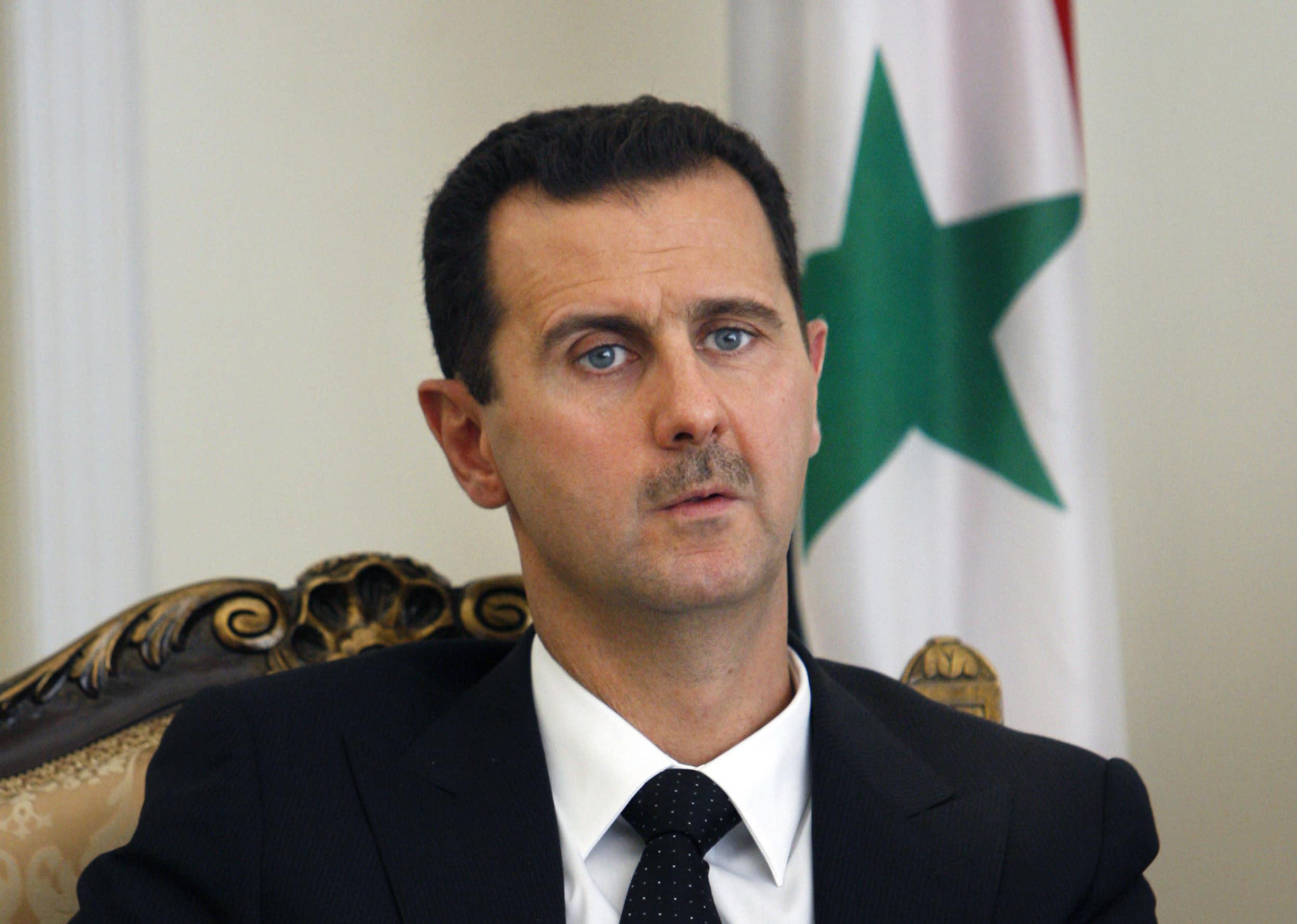 Syria president orders new tax breaks amid rising hardship