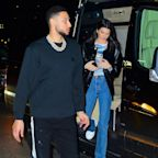 He's Her Valentine! Kendall Jenner and Ben Simmons Step Out for Date Night in N.Y.C.