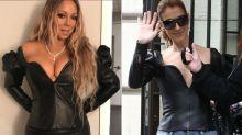 Fashion Battle: Mariah Carey vs. Celine Dion
