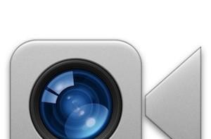 iPad 2 cameras set for FaceTime