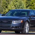 Audi A8 Recalled Over Fire Risk