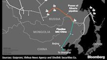 Russia Opens Giant Gas Link to China as Putin Pivots East